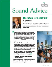 The Tyler Group - Sound Advice newsletter